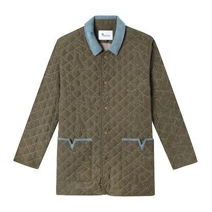 Quilted Jacket de Canard