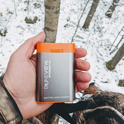 BoneView Hand Warmer Phone Charger