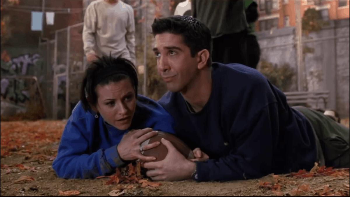 'Friends' Thanksgiving episode, Season 3