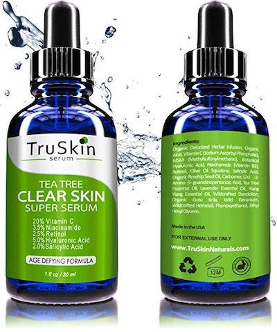 TruSkin Naturals Tea Tree Clear Skin Serum