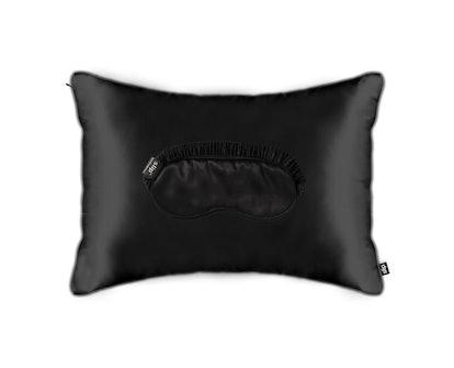 Beauty Sleep To Go! Black Travel Set