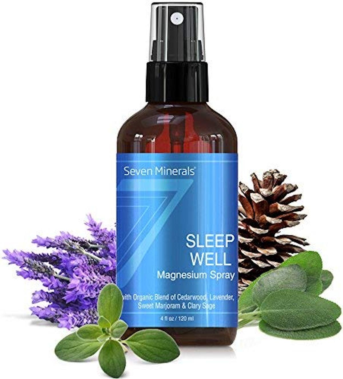 Seven Minerals Magnesium Oil Blend