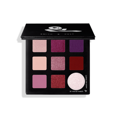 "Sombra Shift Matte & Metallic Eyeshadow Palette in ""Lilac Flash"""
