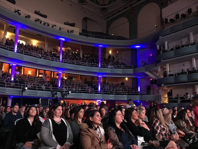 The crowd at the BravoCon screening of 'Vanderpump Rules'