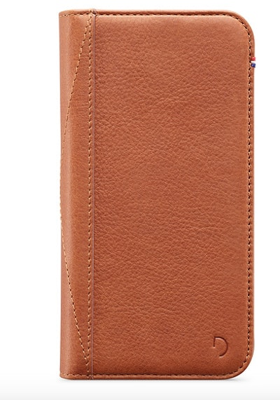 Decoded Leather Wallet Case for iPhone XR
