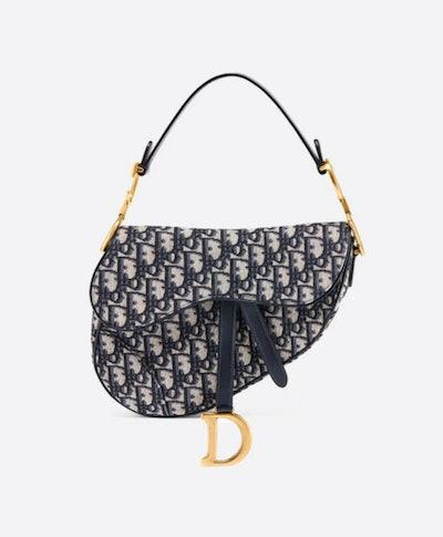 Dior Oblique Saddle Bag