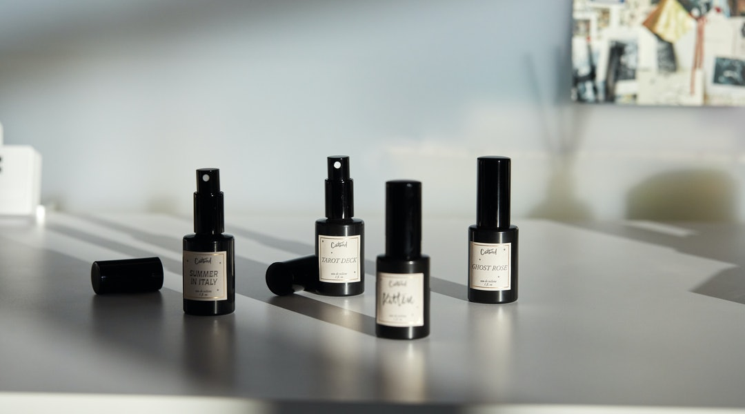 Catbird's first personal fragrances are here with four new scents