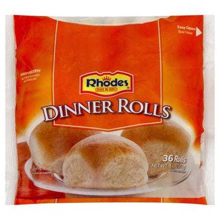 Rhodes Bake-N-Serv® Yeast Dinner Rolls 36 ct Bag