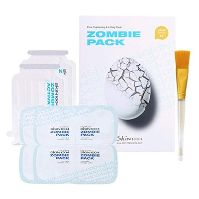 SKIN1004 Zombie Pack - Wash off Face Mask