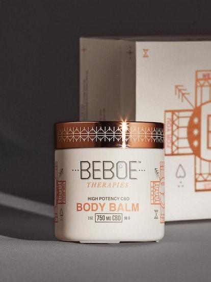 High Potency CBD Body Balm