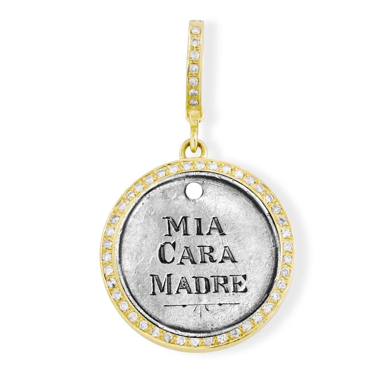 Mi Cara Madre (My Dear Mother) British Love Token