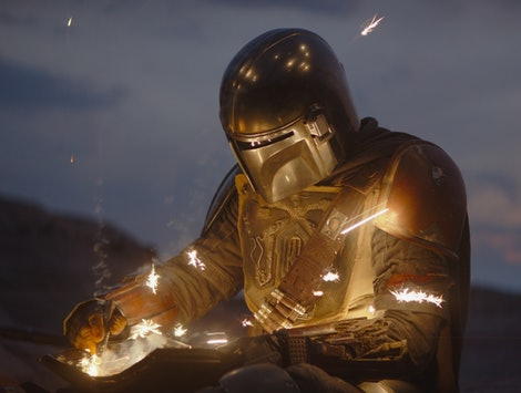 'The Mandalorian' soundtrack is streaming on Spotify