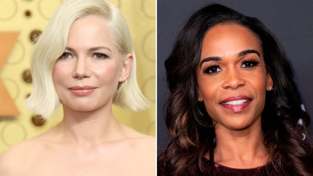 Actress Michelle Williams and Destiny's Child's Michele Williams.