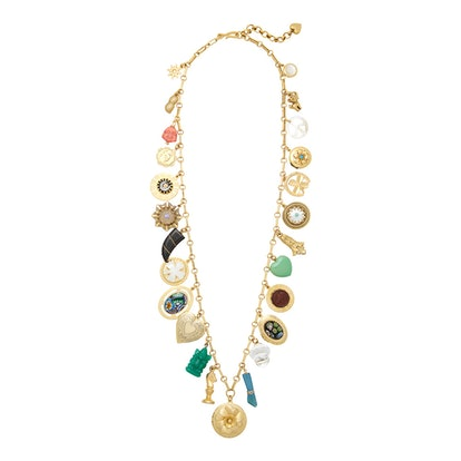 Love Letter Charm Necklace