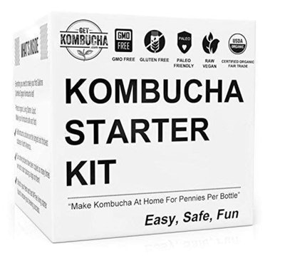 Get Kombucha Starter Kit
