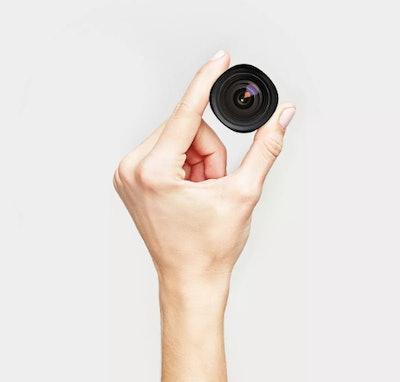 Wide 18mm Lens