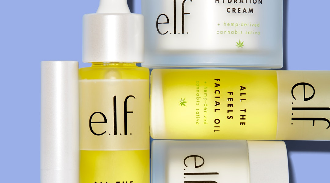 All The Feels Facial Oil from e.l.f. Cosmetics' Cannabis Sativa collection