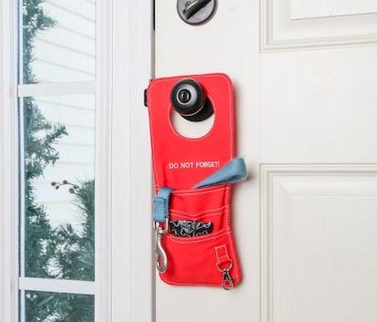 Home- X Do Not Forget Door Knob Organizer