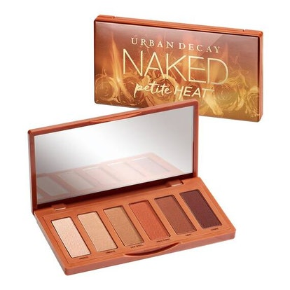 Naked Petite Heat Eyeshadow Palette