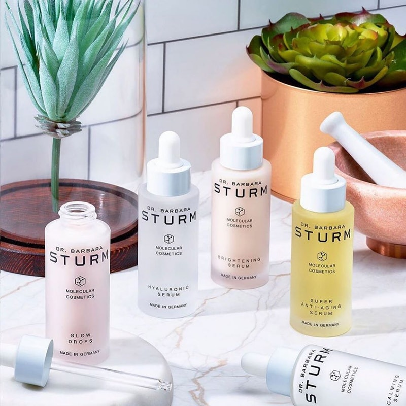 Beauty gifts for moms TZR's editors are gifting include a Dr. Barbara Sturm serum