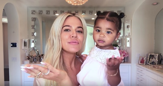 Khloe Kardashian could have a new reality show with her daughter, True Thompson, in the works.