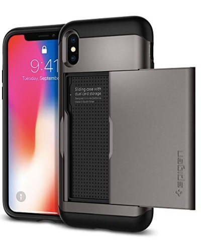 Spigen Slim Armor CS Designed for Apple iPhone Xs Case