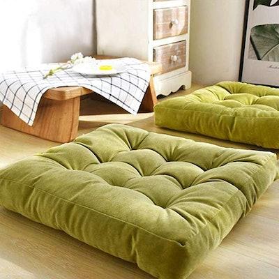 EGOBUY Square Floor Pillow