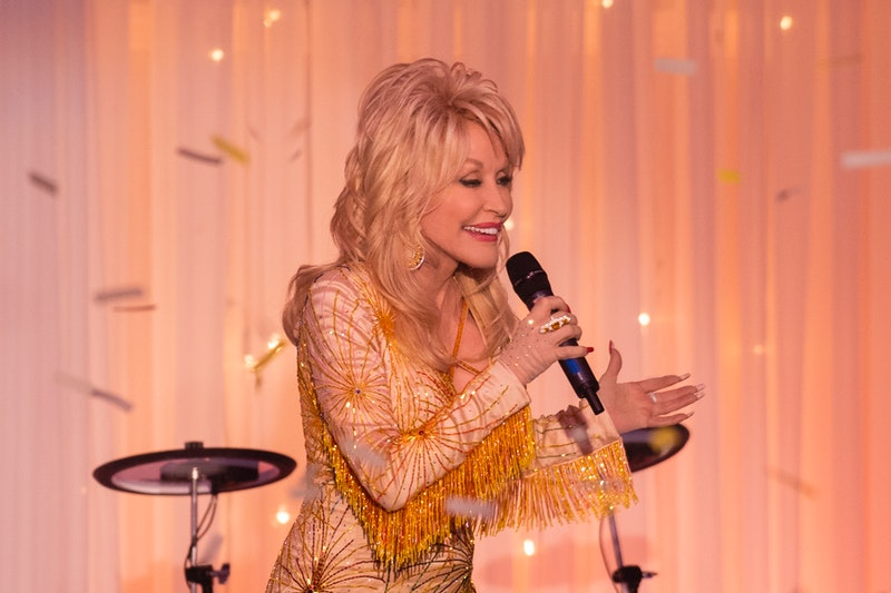 Dolly Parton's songs serve as the inspiration for Netflix's new anthology series 'Heartstrings.'