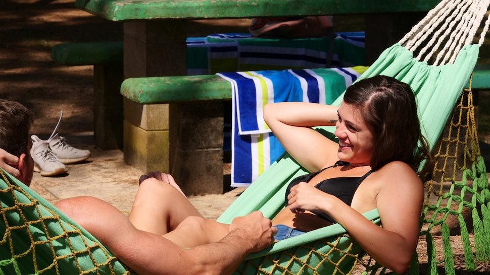 Ashley Howland on Temptation Island