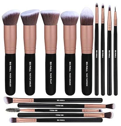 BS-MALL Makeup Brushes (14-Piece Set)