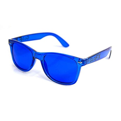 GloFX Color Therapy Mood Glasses