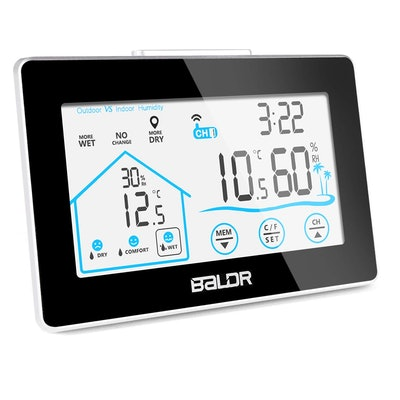 Indoor/Outdoor Digital Thermometer by BLDAR