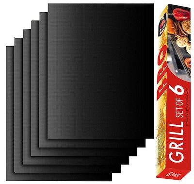 RENOOK Grill Mats (6-pack)