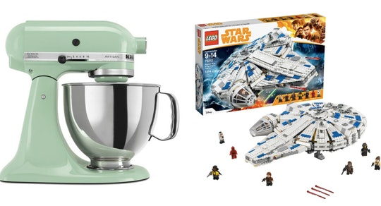Kohl's black friday 2019 sale includes $100 kitchenaid stand mixers and 30% off lego sets