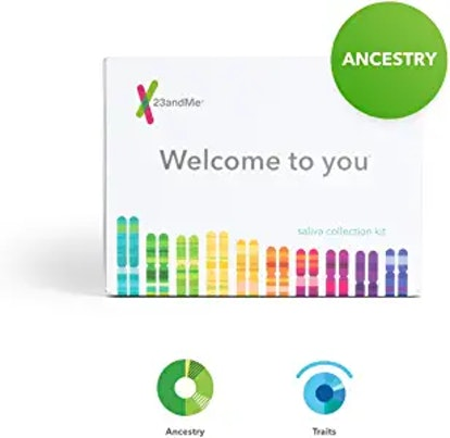 23andMe Ancestry + Traits Service
