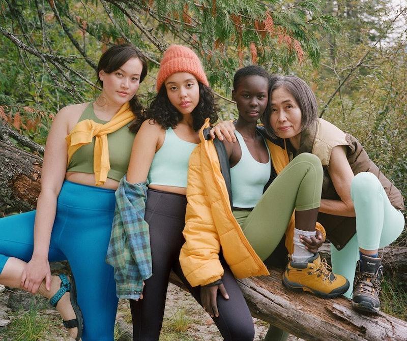 Girlfriend Collective's 25% off sale has begun.