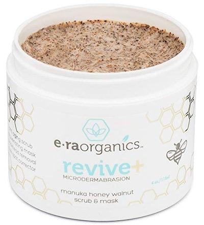 Era Organics Microdermabrasion Facial Scrub & Body Exfoliator