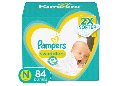 Pampers Swaddlers Diapers Super Pack
