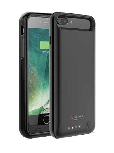 Alpatronix iPhone 8 Plus/7 Plus Battery Case
