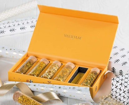 VAHDAM Turmeric Herbal Tea Set