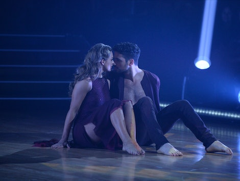 Hanna Brown performance 'Dancing With The Stars' 'Bachelorette'