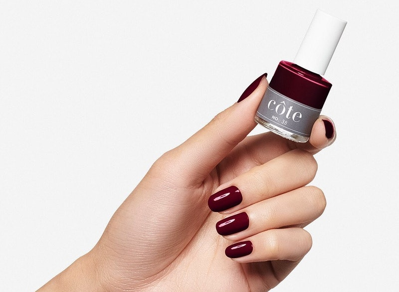 côte's holiday 2019 collection includes five polish trios to fit every manicure mood this season.