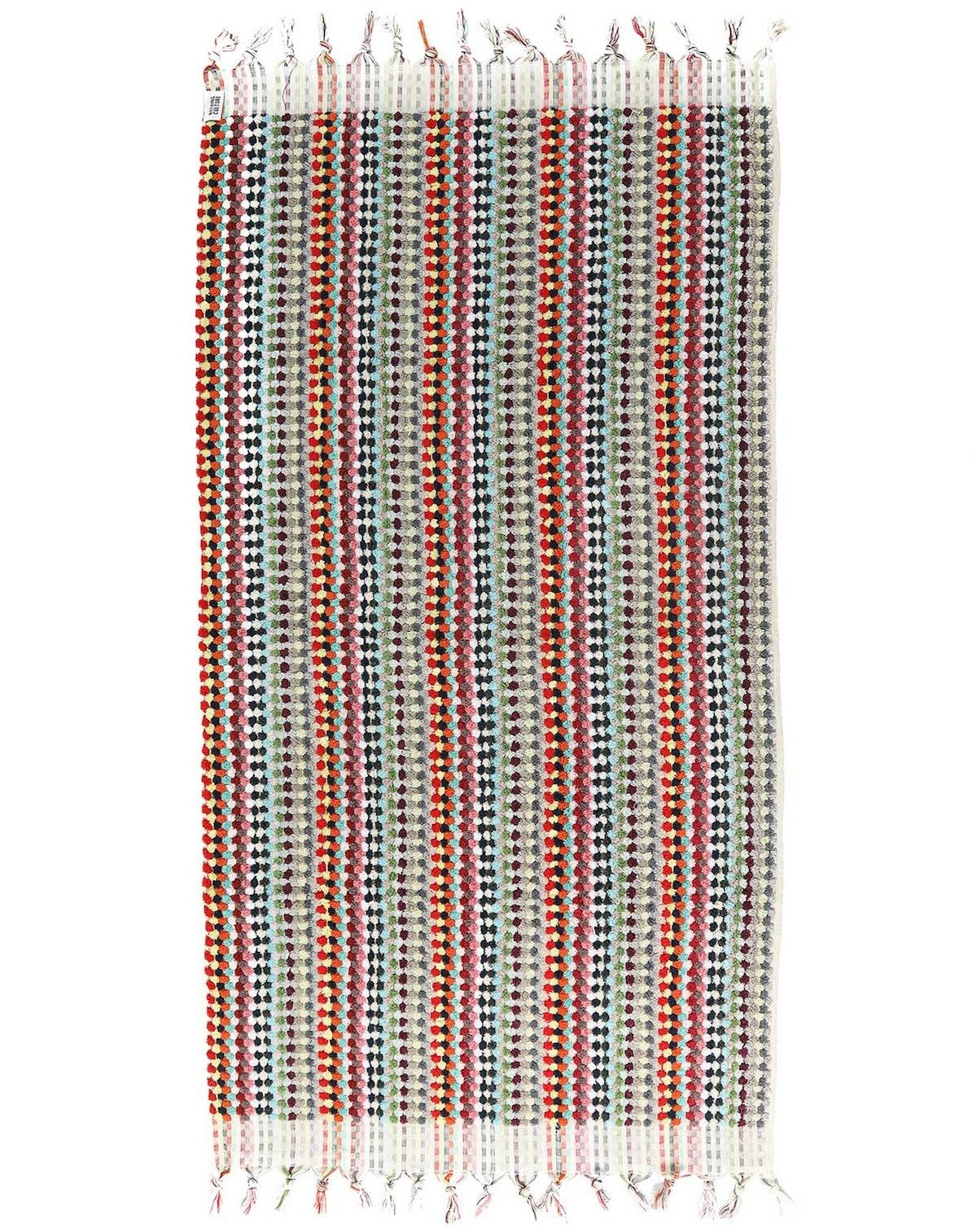Cosmic Rainbow Towel