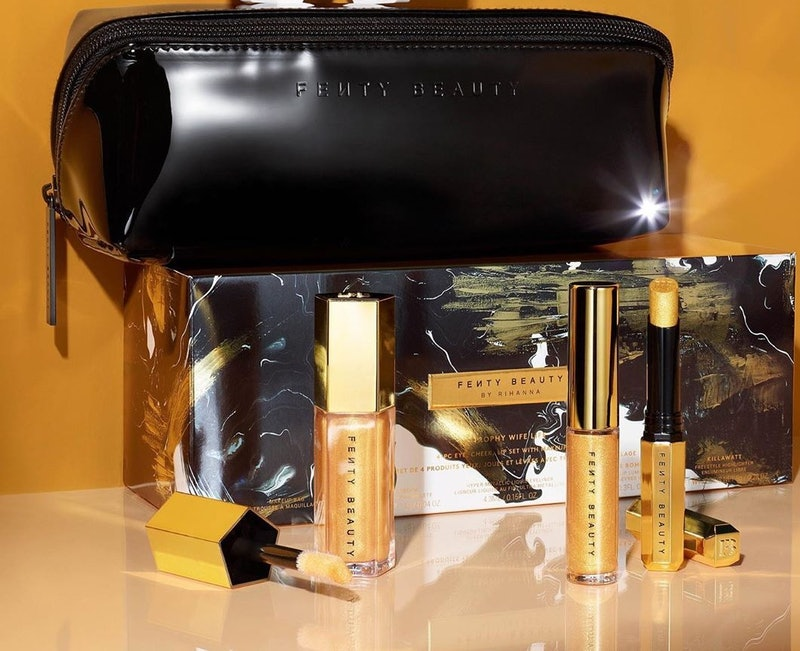 Fenty Beauty's Trophy Wife Collection features three new Trophy Wife products.