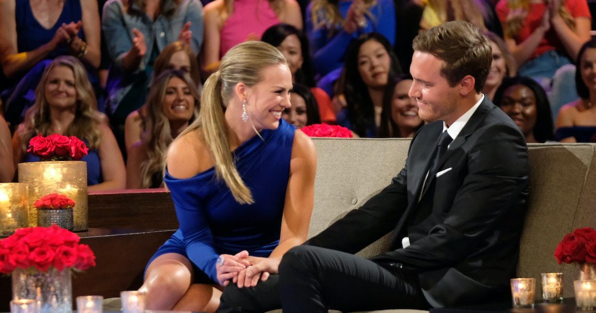 Hannah Brown's 'Bachelor' Advice For Peter Weber Focuses On Honesty