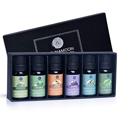 Lagunamoon Essential Oils (6-Piece Set)