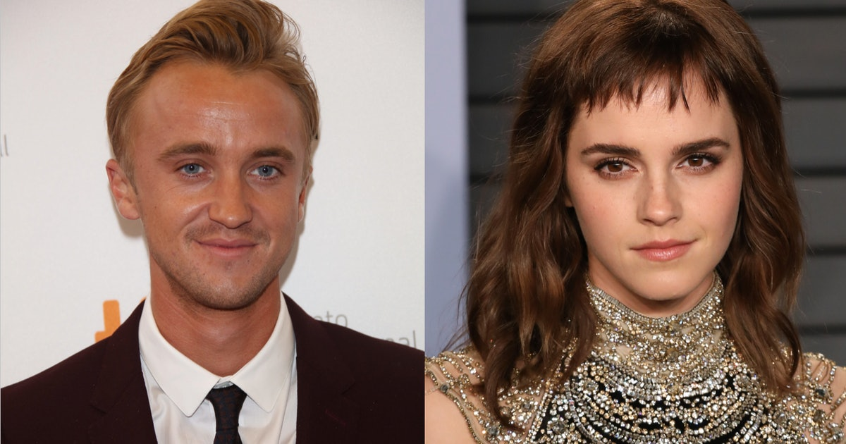 "Rupert Grint's Quote About Emma Watson & Tom Felton's ""Romance"" Is A Lot"