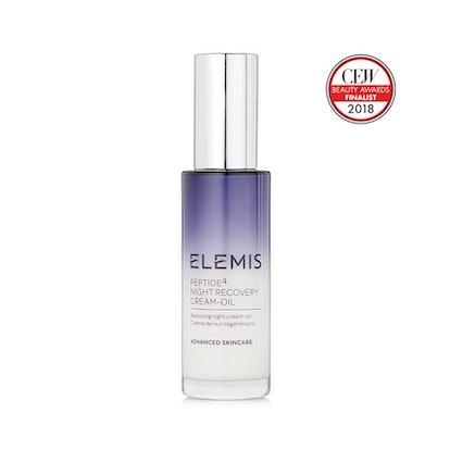 Peptide⁴ Night Recovery Cream-Oil