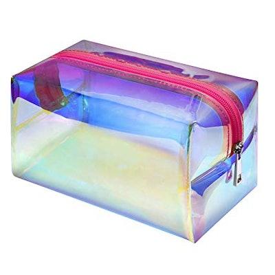F-color Holographic Makeup Bag