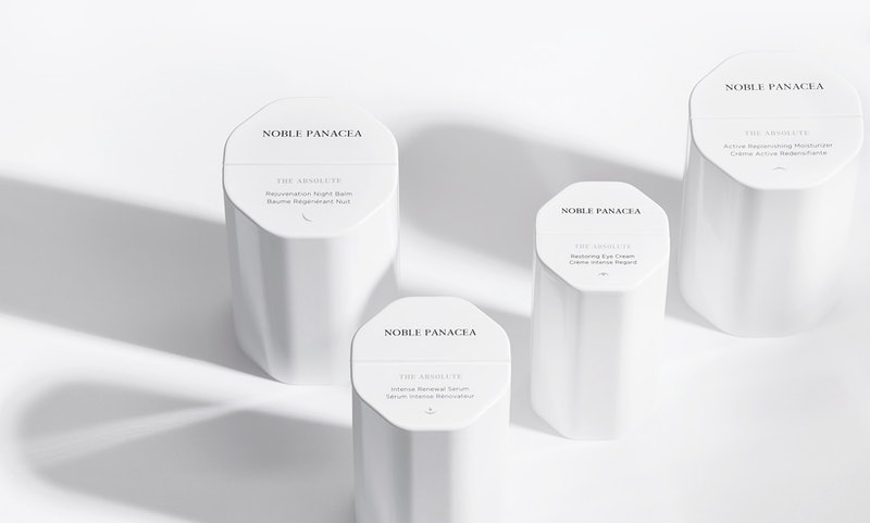 The Absolute Collection from new luxury skincare brand Noble Panacea